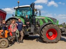 Bij dit bedrijf uit Heerle helpen ook Jens (11) en Mats (9) graag mee