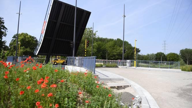 Omleiding door finale werken aan Kruineikebrug in Tildonk