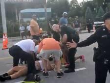 Une camionnette percute plusieurs personnes lors d'une gay pride en Floride et fait un mort