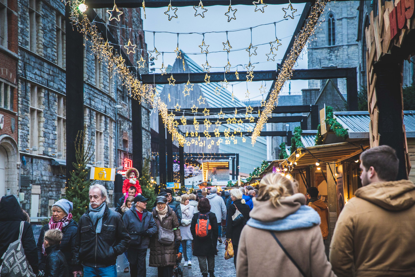 Komen er Winterfeesten? Of niet? En hoe moet dat dan met volk en afstand?