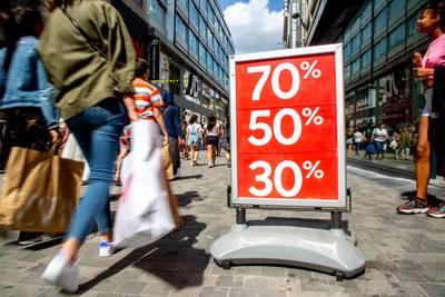 Les soldes en France démarreront deux semaines avant la Belgique