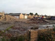 Sloop Tweka-terrein in Geldrop pas in april verder