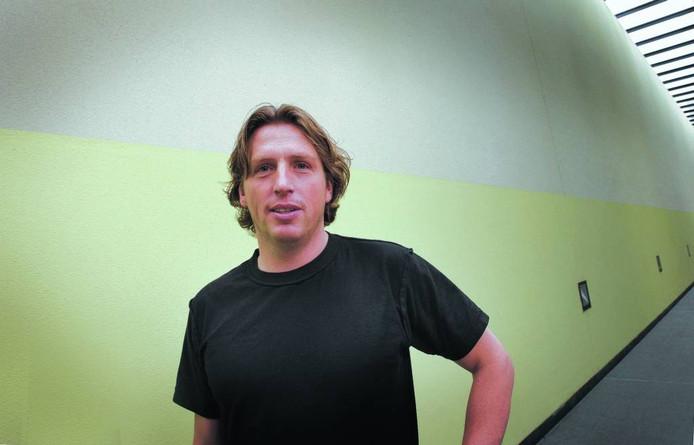 WSV-trainer Roberto Klomp.