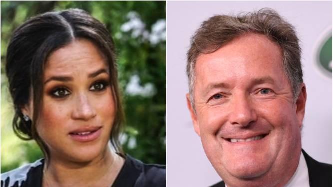 """Piers Morgan heeft nieuwe bijnaam voor Meghan Markle: """"Prinses Pinokkio"""""""