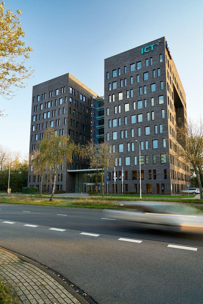 Kantoor van ICT Group aan de Prof. Dorgelolaan in Eindhoven