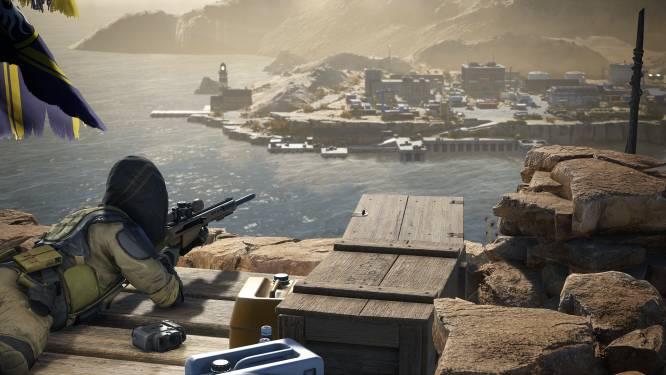 Eerste gameplaybeelden 'Sniper Ghost Warrior Contracts 2' (18+)
