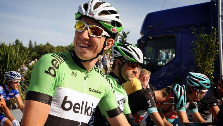 Sep Vanmarcke heeft zijn aanwezigheid aangekondigd Beeld PHOTO_NEWS