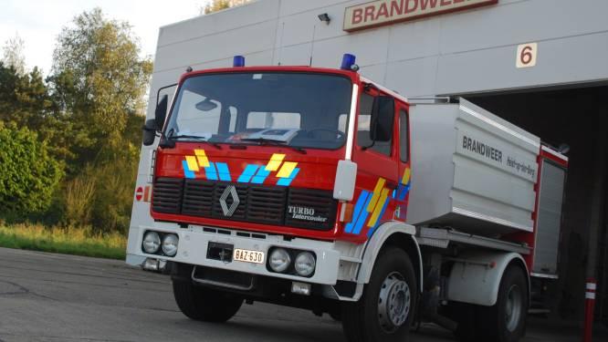 Politie onderzoek autobrand