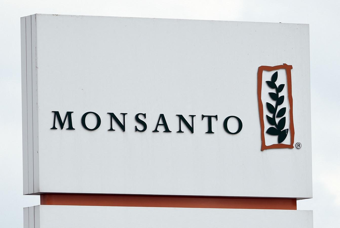 Logo Monsanto.