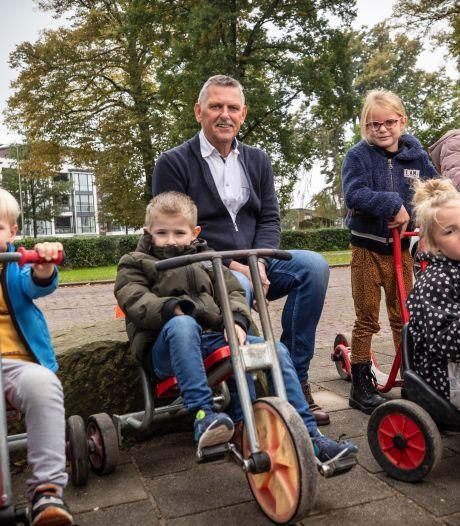 Doorprikken van ballonnetjes leverde Nutsschool Oldenzaal een duurzaam onderwijsgebouw op