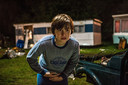 Mika de Wild in de film 'Ferry' als de jonge Ferry Bouman.