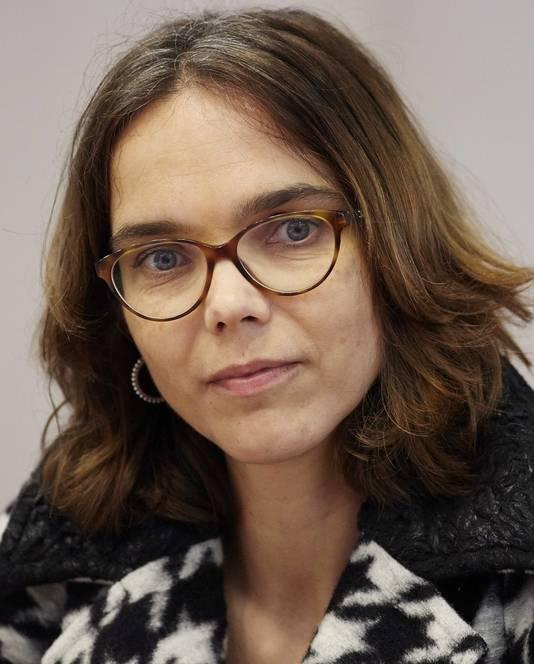 ChristenUnie-Kamerlid Carla Dik-Faber.