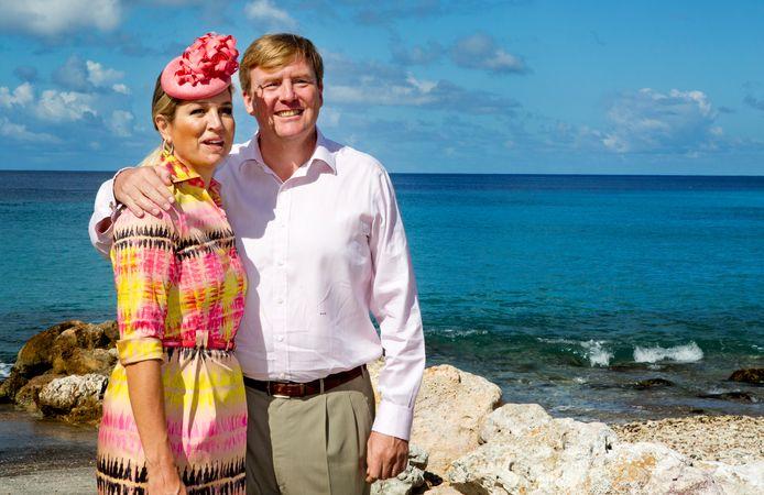 In 2013 op Curaçao.