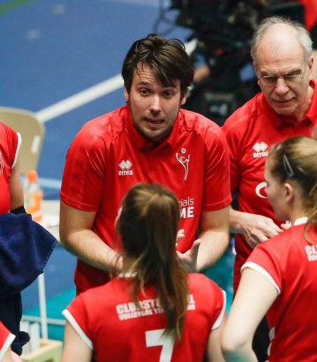 Eerste nederlaag Zeeuwen in eredivisie volleybal