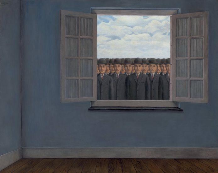 """""""Le mois des vendanges"""", René Magritte (1959)"""