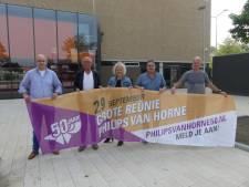 Vijftig jaar Philips van Horne in Weert gevierd met grote reünie