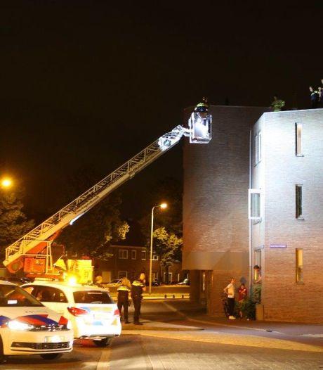 Man (35) van dak gehaald na achtervolging in Den Bosch