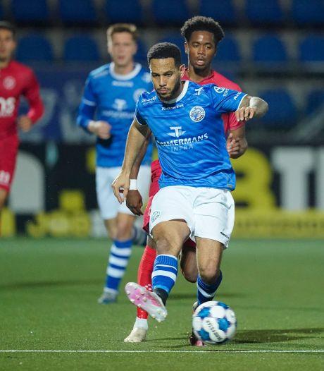 Dwayne Green is voorlopig uit de running bij FC Den Bosch