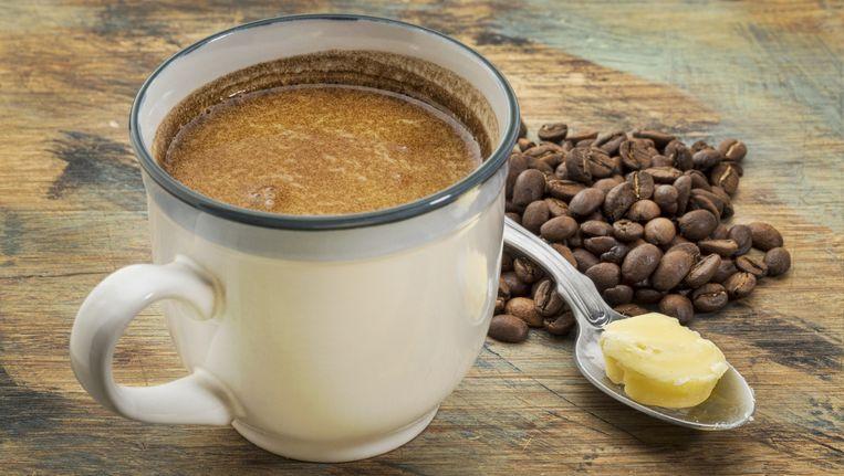 Koffie met boter: het klinkt niet erg aanlokkelijk, maar Amerikanen vallen bij bosjes voor de trend.