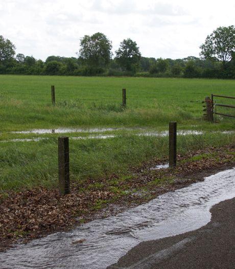 Lek in waterleiding in Wezep moeilijk te vinden