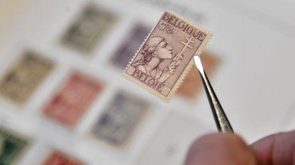 Postzegels ruilen in Zonnebloem