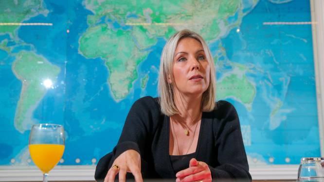 """INTERVIEW. Minister van Defensie Ludivine Dedonder (PS): """"Ik ben niet arrogant, maar ik maakte geen fouten"""""""