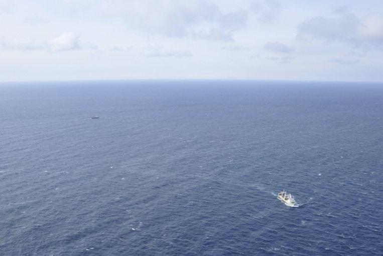 De zee. Beeld REUTERS