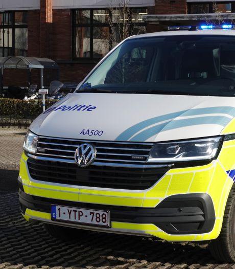 Nederlandse vrouw inhaleert lachgas tijdens achtervolging, drie Belgische agenten gewond