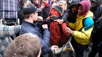 Verschillende klimaatmarsen in het land lokken tienduizenden jongeren de straat op, opstootje in Brussel met leden 'Schild & Vrienden'
