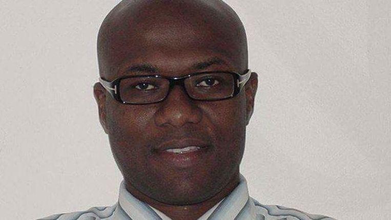 De schutter, dokter Henry Bello, heeft zichzelf van het leven beroofd. Beeld rv