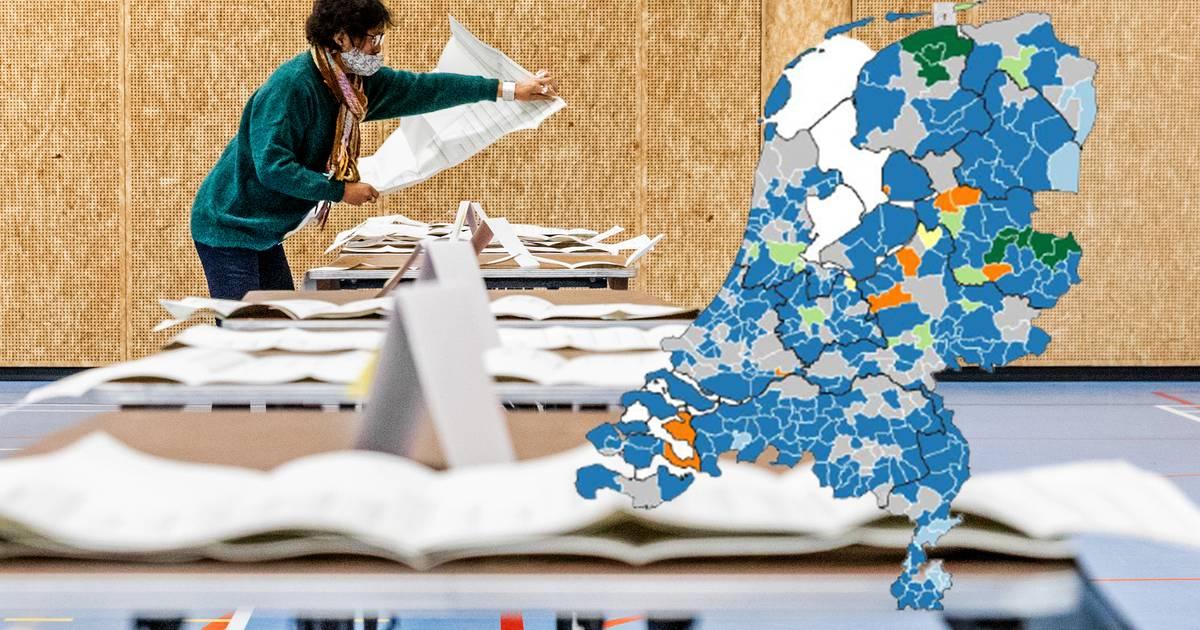 Verkiezingen 2021