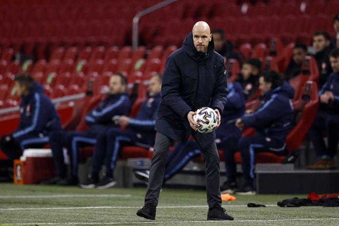 Haaksbergenaar, de trainer van Ajax, Erik ten Hag, keert donderdag terug naar zijn eigen streek.