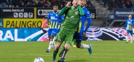 Nieuwe datum voor RKC Waalwijk tegen PEC Zwolle