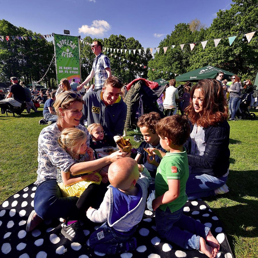 Foodtruckfestival Appeltje Eitje is sinds een paar jaar een vaste waarde op de Roosendaalse evenementenkalender.