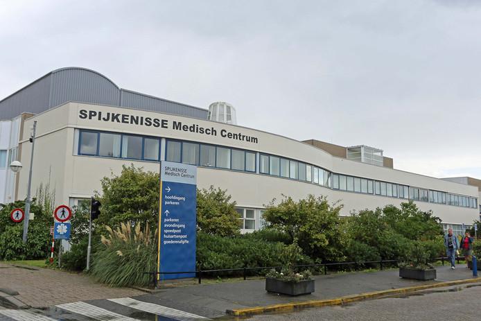 Het Spijkenisse Medisch Centrum.