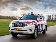 Terreinwagens voor Achterhoekse politie: nooit meer vast in de modder
