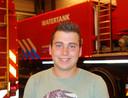 Brandweerman Remy van Melfoort