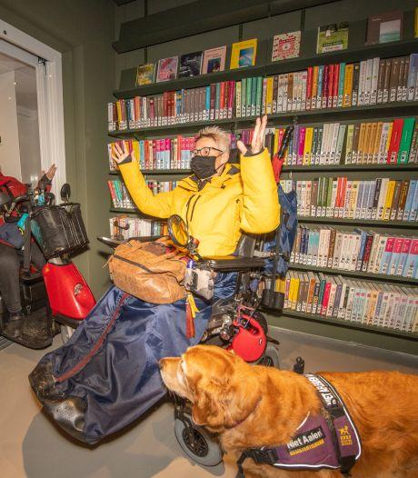 De bibliotheek van Alphen de beste van Nederland? Stem er alsjeblieft niet op, roept Marjanne Orbons op