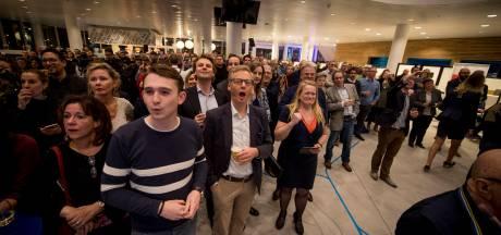 Uitslag Almelo: VVD ziet CDA langszij komen met verrassende zesde zetel