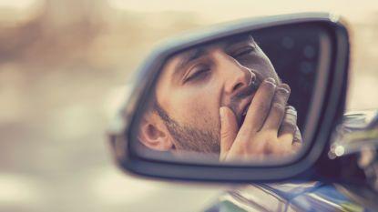 Te moe om nog te rijden? Deze speekseltest kan ongevallen voorkomen