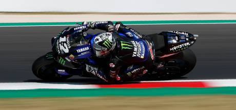 Viñales snelt opnieuw naar pole bij GP Emilia Romagna