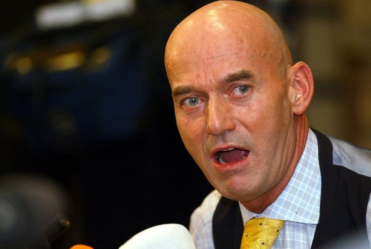 Pim Fortuyn. Beeld PHOTO_NEWS