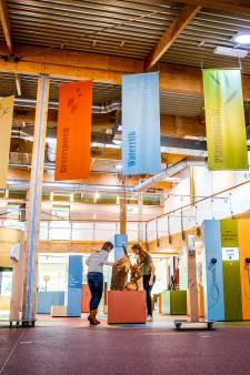 Nieuw interactief bezoekerscentrum de Biesbosch: Overal speurtochten en een zoektocht naar bevers