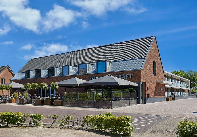 Hotel 46 en Restaurant Craft in Wintelre.