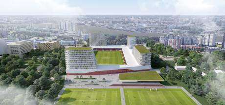 Steun voor ambitieus stadionplan Excelsior: forse uitbreiding en 400 woningen 'op de hoeken'