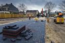 Tegenover de Jumbo in Den Dungen kwam een nieuwe parkeerplaats.