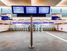 Treinreizigers rond Zwolle geplaagd door acties FNV Spoor én werkzaamheden