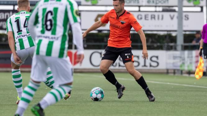 Achilles Veen geeft tegen 's-Gravenzande doelpunten weer gemakkelijk weg: 3-1 verlies