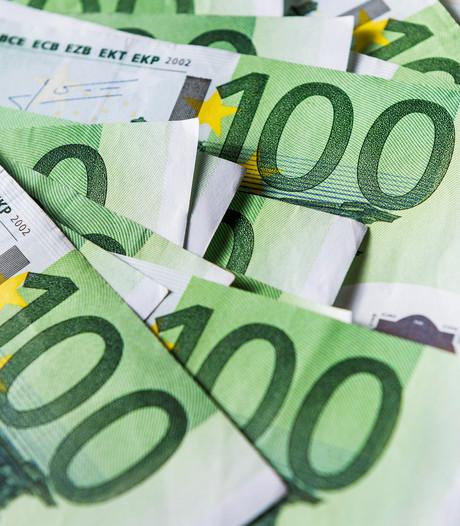 Automobilist rijdt rond met 80.000 euro cash