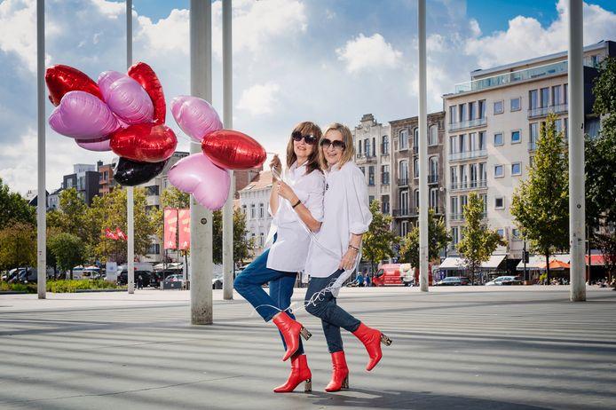 Hélène Van Herck en Ann Lemmens hebben datingadvies voor de oudere (niet zo happy) single.
